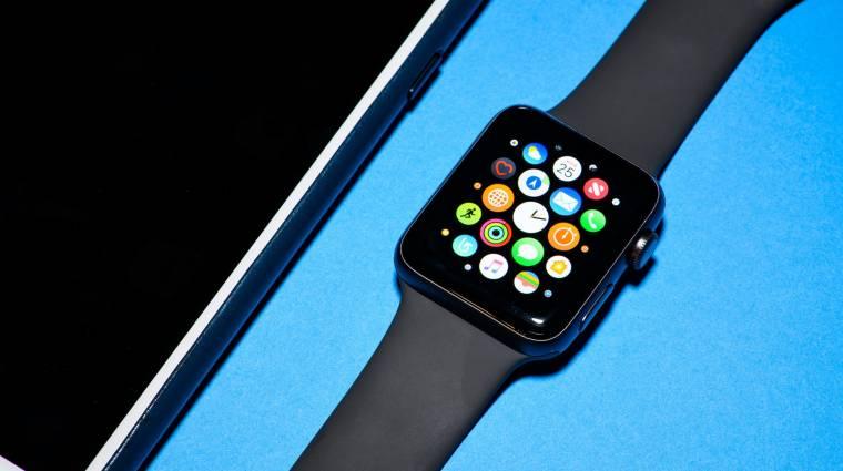 Saját MicroLED-kijelzőket fejleszt az Apple kép
