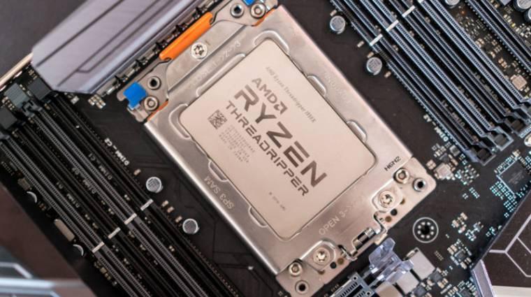 HEDT-fronton is dobbantani készül az AMD kép