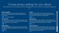 Megújult adatvédelmi beállításokat tesztel a Windows 10 kép