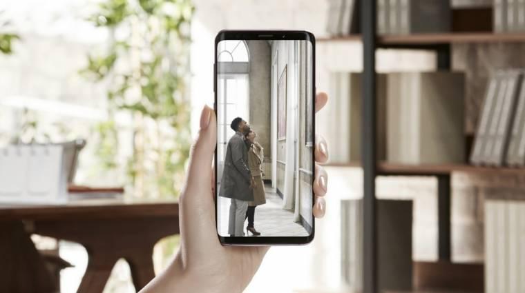 Hamarabb jön majd az Android 9 a Galaxy S9-re kép