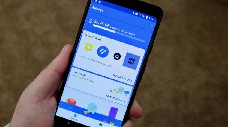 Még okosabb lett a Google androidos fájlkezelője kép
