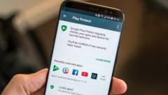 Az Android pont olyan biztonságos, mint a riválisa kép