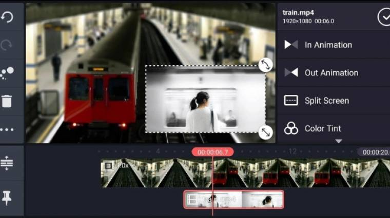 A legjobb videoszerkesztő appok Androidra kép