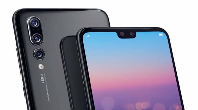 512 GB tárhelyet kaphat a Huawei következő okostelefonja kép