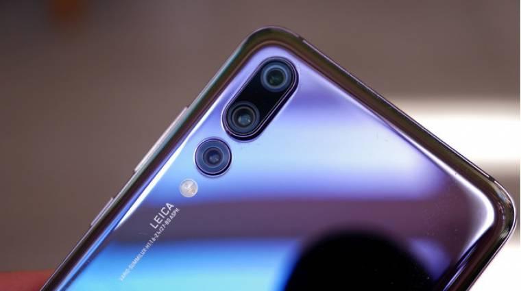 Összefoglaló: egyedülálló tripla kamerával robbant be a Huawei P20 Pro kép