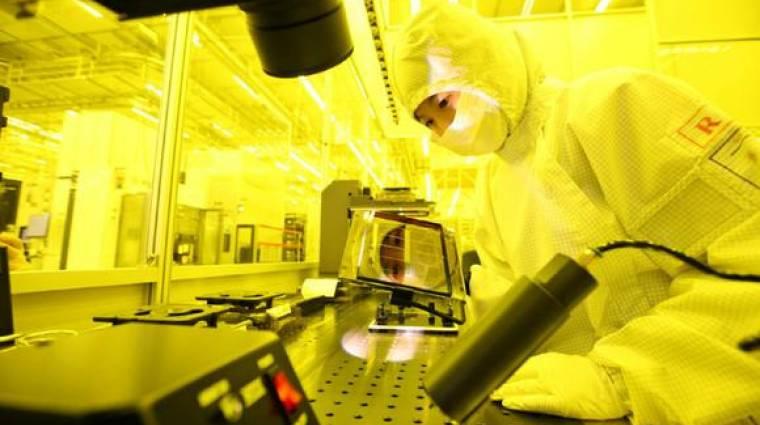 Kínában gyárt NAND flash memóriát a Samsung kép