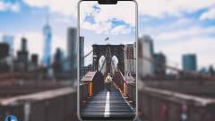 LCD-kijelzőt kap az LG G7 kép