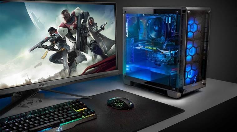 Egyre kevésbé lesz népszerű az asztali PC kép