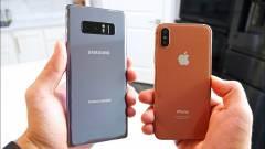 Az androidosok hűségesebbek, mint az iPhone-osok kép