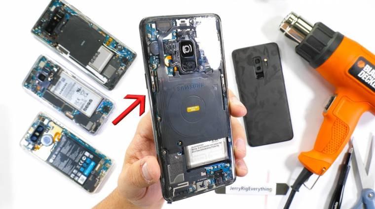 Neked bejön az átlátszó Galaxy S9? kép