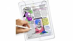 Apple Pencil-támogatással érkezett az olcsó és új iPad kép