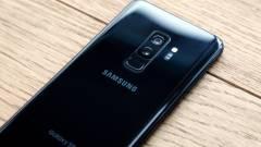 Megérkezett az első frissítés a Samsung Galaxy S9-re kép