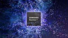 Mesterséges intelligenciával dobja fel a középkategóriát az új Samsung Exynos chip kép