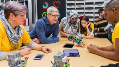 Tim Cook sosem csinálna terméket az Apple vásárlóiból