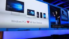 Kevesebbet vacakol majd a frissítésekkel a Windows 10 kép