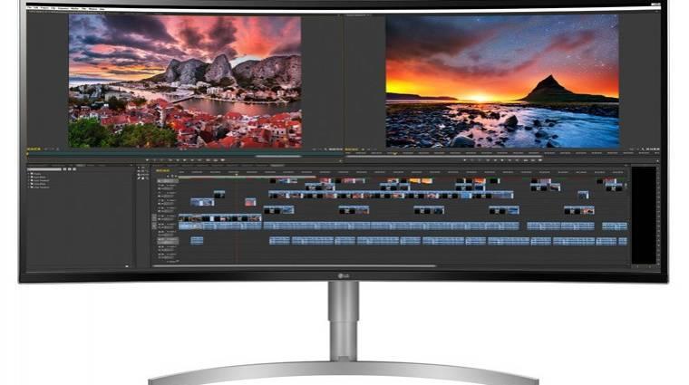 24:10-es képaránnyal ejt ámulatba az LG új monitora kép
