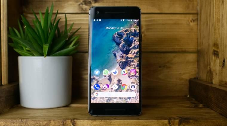 Készül a középkategóriás Pixel okostelefon? kép