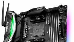 Képeken az MSI X470 Gaming Pro Carbon AC alaplapja kép