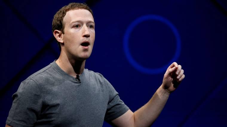 Mark Zuckerberg válaszolt Tim Cooknak kép