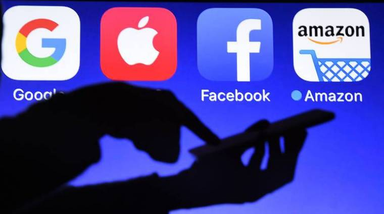 Az Amazon, az Apple és a Google feje is fájhat a Facebook miatt kép