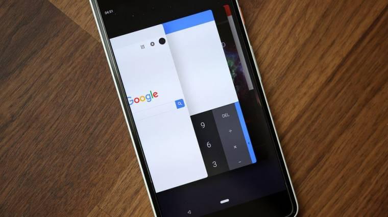 Nagy változás közeledik az Android P-vel kép