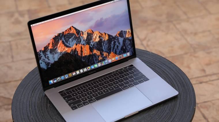 Szakítana az Intellel az Apple - saját CPU-t rak a Macekbe kép