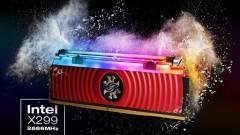 Hibrid hűtéssel csap oda az ADATA új RGB-s memóriája kép