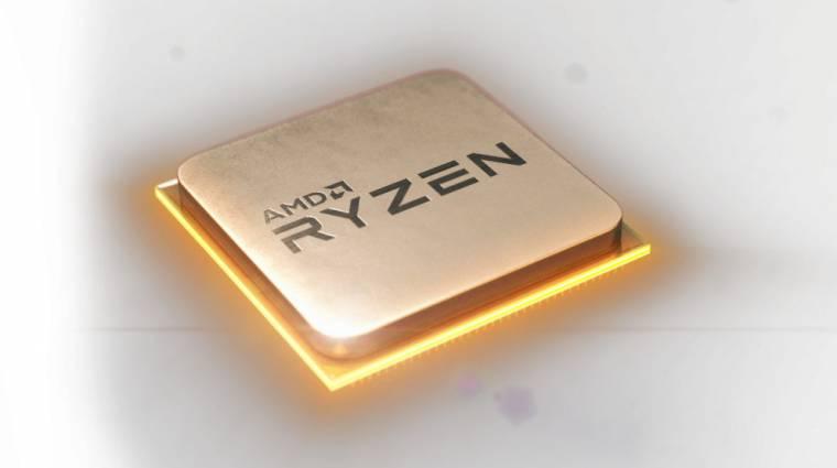 Az eddiginél is kedvezőbb választást jelentenek az új AMD Ryzen CPU-k kép