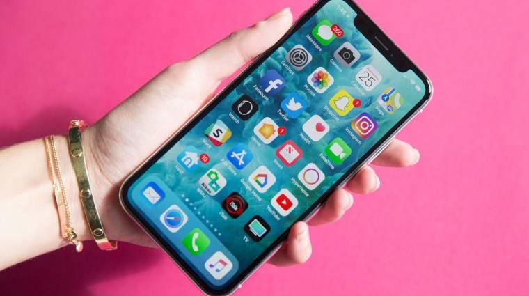 Az iPhone X egy valóságos aranybánya kép