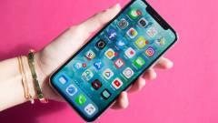 Az iPhone X miatt még tovább emelkedett az okostelefonok átlagára kép