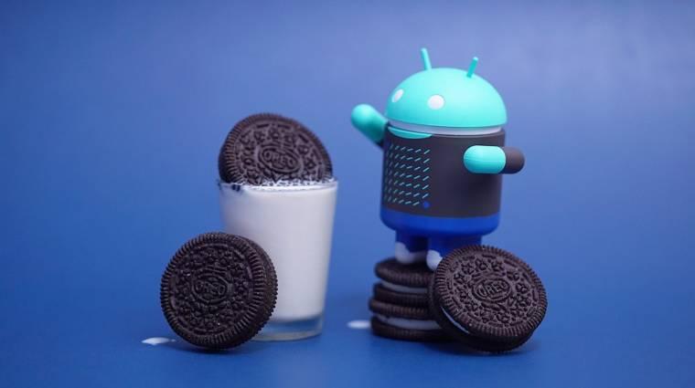 Még mindig elég gyászosan teljesít az Android Oreo kép