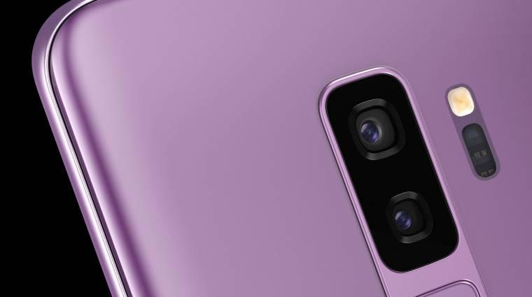 4K@60fps: ennyit spórolsz, ha HEVC-ben videózol a Galaxy S9-cel kép