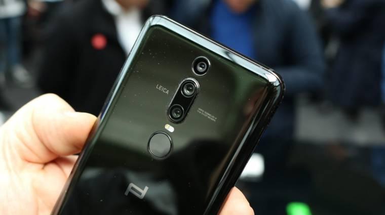 Rekordokat dönthet a Huawei Mate 20 kép