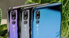 10 másodperc alatt 15 millió dollárt hozott a Huawei P20 kép