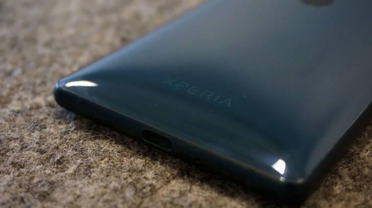 Részben leépíti az Xperia üzletágát a Sony kép