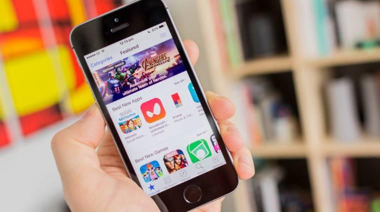 Kicsi és megfizethető lesz az új iPhone SE kép