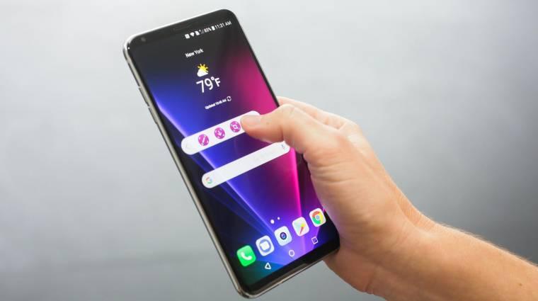 Az LG felgyorsítja az androidos frissítéseket kép