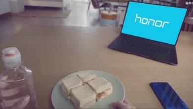 Jön az első Honor laptop