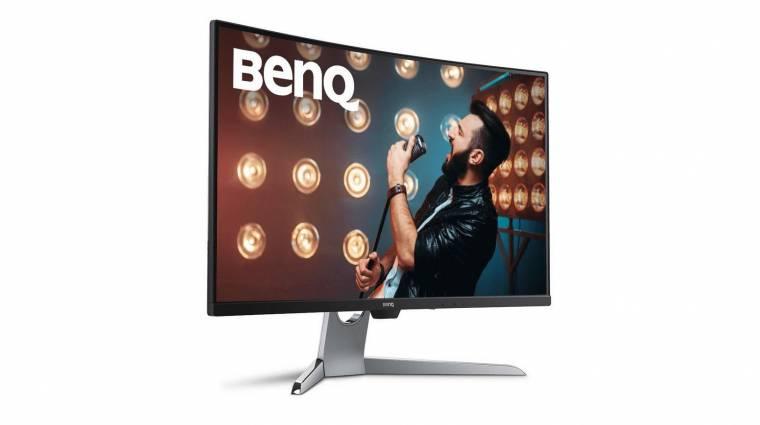 Ütős lett a BenQ legújabb monitora kép