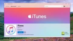 Az Apple iTunes eljutott a Microsoft Store-ba kép