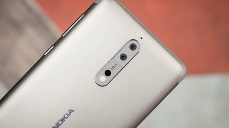 Dupla kamerával közelít a Nokia X6 kép