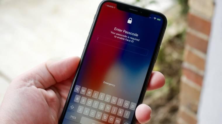 A hatóságok már gond nélkül feltörik az iPhone-okat kép