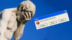 Hiba, cseréljen felhasználót: a noreply esete kép