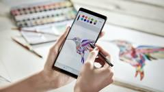A Samsung Galaxy Note szériára irigykedik az Apple kép