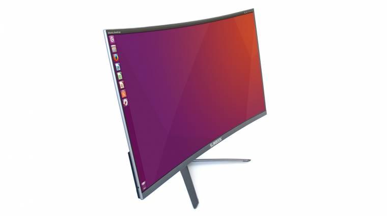 Ilyen egy menő linuxos PC kép