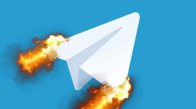 Oroszország betiltotta a Telegram üzenetküldőt kép