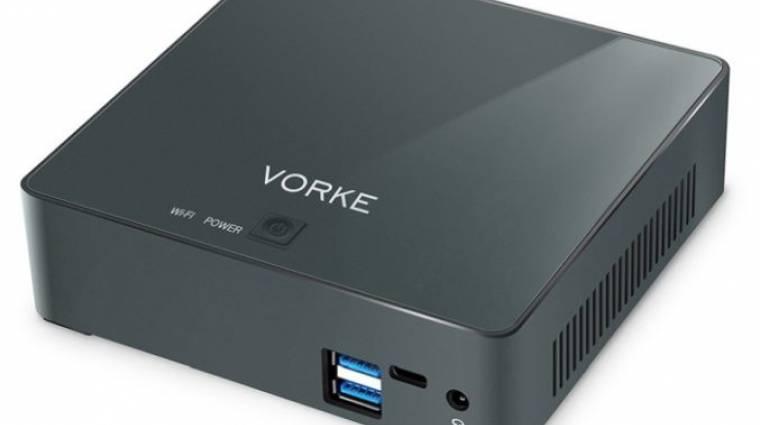Egész erős lett a Vorke V2 Pro mini PC kép