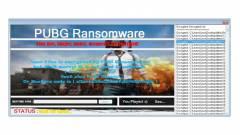 Kegyetlen vicc a PUBG ransomware kép