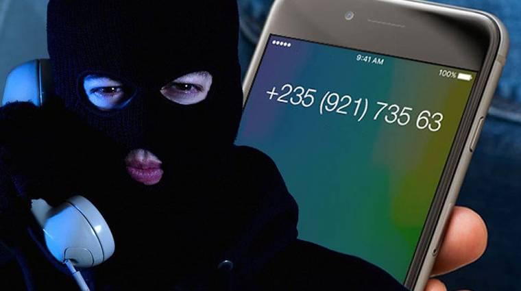 Figyelj oda, ne hívj vissza ismeretlen külföldi számot! kép