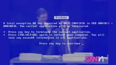 Videó: 20 éves a legcikisebb Windows hiba kép